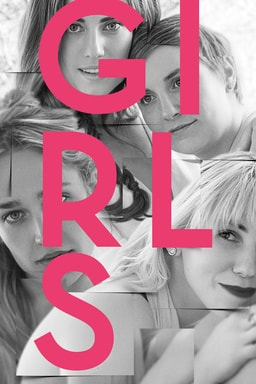 Girls: Seizoen 5 - Key Art