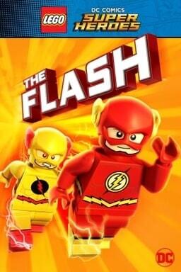 Lego Dc Super Heroes: The Flash - Key Art