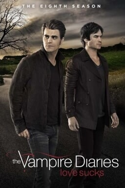 Vampire Diaries, The - Seizoen 8 - Key Art